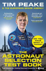 Omslag - The Astronaut Selection Test Book