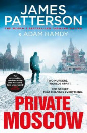 Private Moscow av Adam Hamdy og James Patterson (Innbundet)