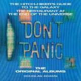 Omslag - The Hitchhiker's Guide to the Galaxy: The Original Albums