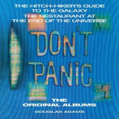 The Hitchhiker's Guide to the Galaxy: The Original Albums av Douglas Adams (Lydbok-CD)