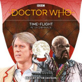 Omslag - Doctor Who: Time-Flight
