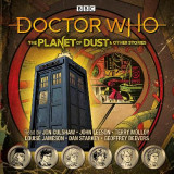 Omslag - Doctor Who: The Planet of Dust & Other Stories