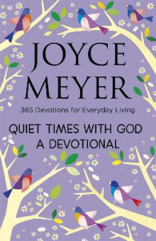 Quiet Times With God Devotional av Joyce Meyer (Innbundet)