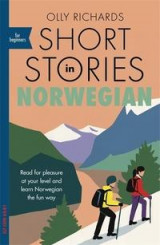 Omslag - Short stories in Norwegian for beginners