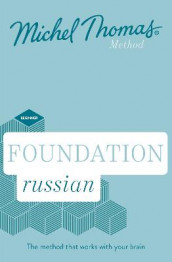 Foundation Russian New Edition (Learn Russian with the Michel Thomas Method) av Natasha Bershadski og Michel Thomas (Lydbok-CD)