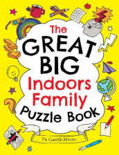 The Great Big Indoors Family Puzzle Book av Dr Gareth Moore (Heftet)