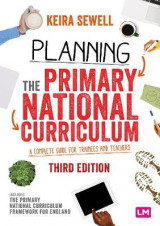 Omslag - Planning the Primary National Curriculum