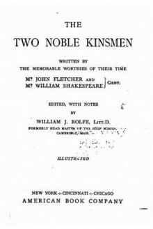 The Two Noble Kinsmen av John Fletcher (Heftet)