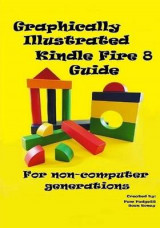 Omslag - Graphically Illustrated Kindle Fire 8 Guide