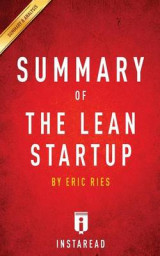 Omslag - Summary of the Lean Startup