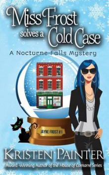 Miss Frost Solves a Cold Case av Kristen Painter (Heftet)