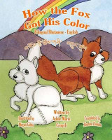 Omslag - How the Fox Got His Color Bilingual Bhutanese English