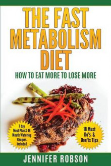 The Fast Metabolism Diet av Jennifer Robson (Heftet)