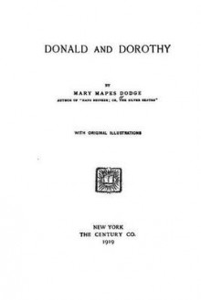 Donald and Dorothy av Mary Mapes Dodge (Heftet)