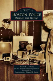Boston Police av Robert E Anthony (Innbundet)