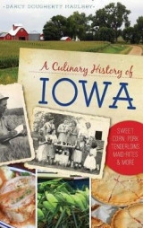 Omslag - A Culinary History of Iowa