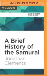 Omslag - A Brief History of the Samurai
