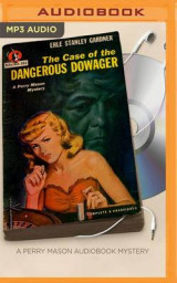 Omslag - The Case of the Dangerous Dowager