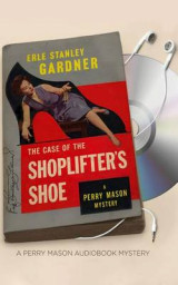 Omslag - The Case of the Shoplifter's Shoe
