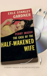 Omslag - The Case of the Half-Wakened Wife