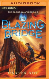 Omslag - The Blazing Bridge