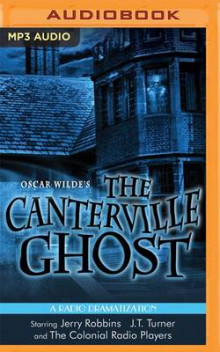 Oscar Wilde's the Canterville Ghost av Gareth Tilley og Oscar Wilde (Lydbok-CD)