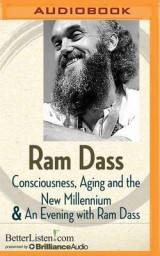 Omslag - Consciousness, Aging and the New Millennium and an Evening with RAM Dass
