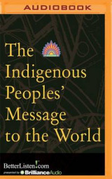 Omslag - The Indigenous Peoples Message to the World