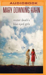 Omslag - Mister Death's Blue-Eyed Girls