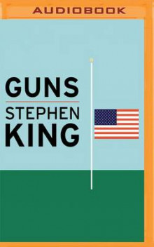 Guns av Stephen King (Lydbok-CD)