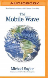 Omslag - The Mobile Wave