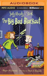 Omslag - Judy Moody & Stink: The Big Bad Blackout