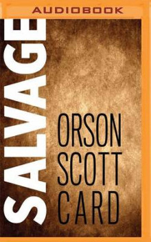 Salvage av Orson Scott Card (Lydbok-CD)
