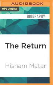 The Return av Hisham Matar (Lydbok-CD)