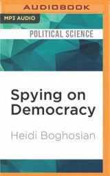 Omslag - Spying on Democracy