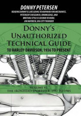 Omslag - Donny's Unauthorized Technical Guide to Harley-Davidson, 1936 to Present