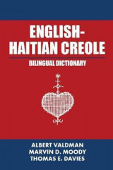 Omslag - English-Haitian Creole Bilingual Dictionary