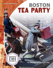 Boston Tea Party av Duchess Harris (Innbundet)