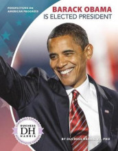 Barack Obama is Elected President av Harris (Innbundet)
