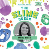 The Slime Queen av Rachael L. Thomas (Innbundet)