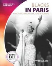 Blacks in Paris av Anitra Budd og Duchess Harris (Innbundet)