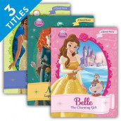 Disney Princess av Disney Press, Calliope Glass og Ellie O'Ryan (Innbundet)