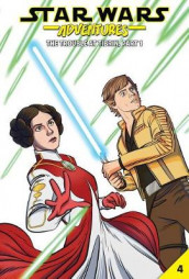 Star Wars Adventures 4 av Ben Acker, Ben Blacker og Landry Q. Walker (Innbundet)