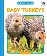 Omslag - Baby Turkeys