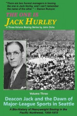 Omslag - The One Is Jack Hurley, Volume Three