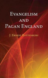 Omslag - Evangelism and Pagan England