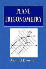 Omslag - Plane Trigonometry