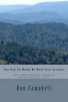 The God to Whom We Must Give Account av Don Campbell (Heftet)