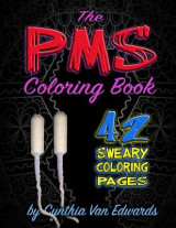 Omslag - The PMS Coloring Book
