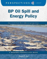 Omslag - BP Oil Spill and Energy Policy